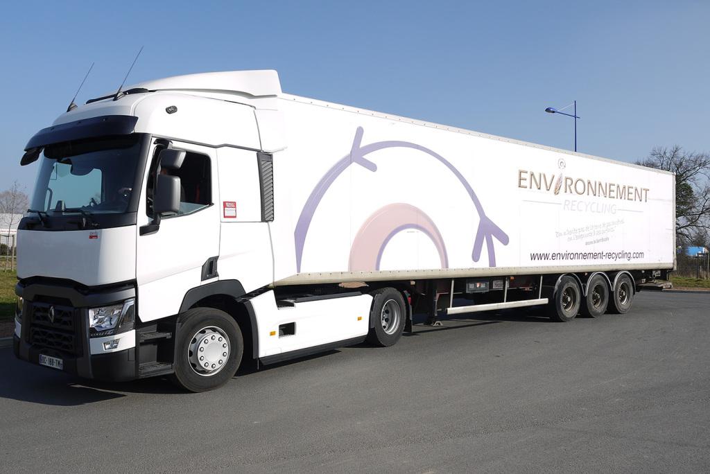 Environnement Recycling réduit son empreinte carbone