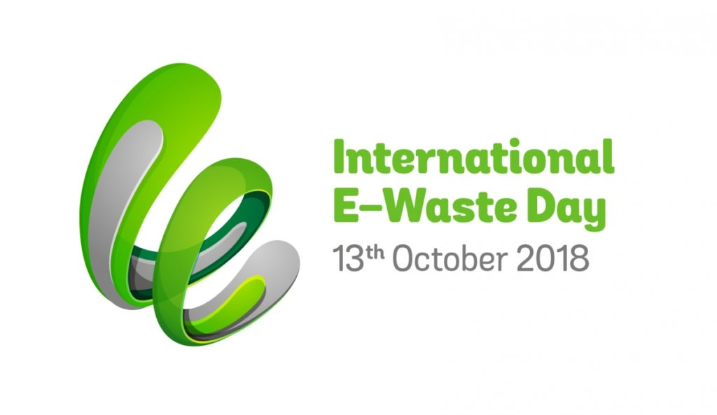 13 octobre – journée mondiale du e-déchet / International E-waste Day